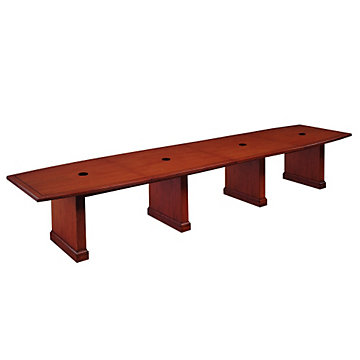 Belmont Boat Shaped Conference Table Palmetto Office Furniture - 30 conference table